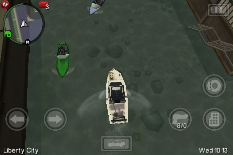 Grand Theft Auto: Chinatown Wars - iPhone