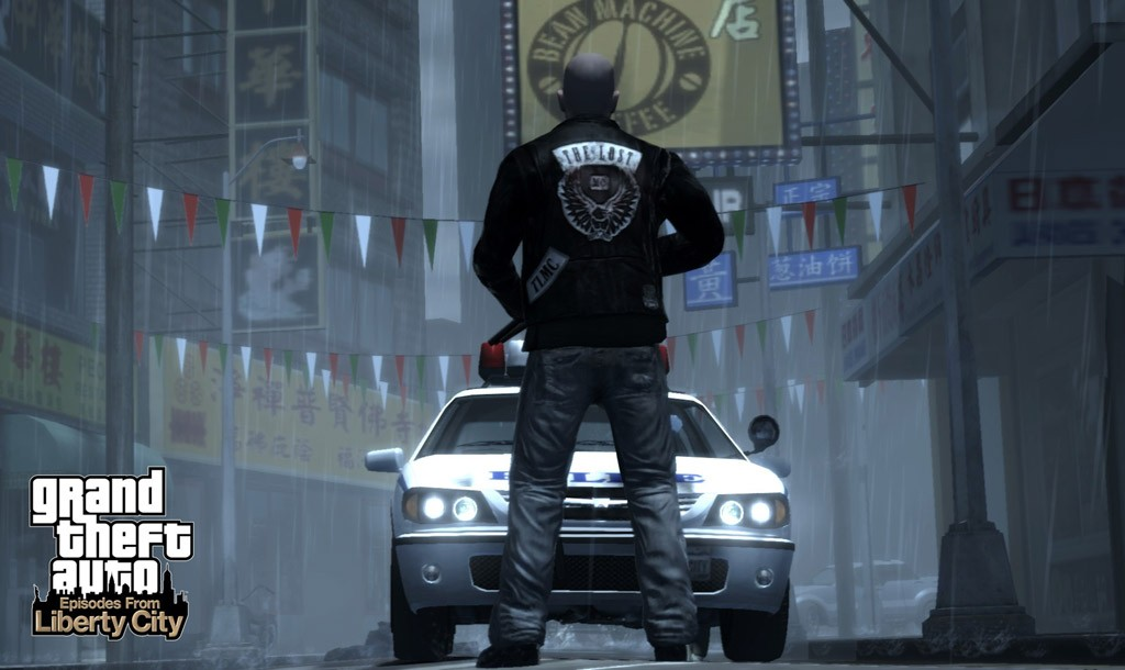 Grand Theft Auto: Episodes From Liberty City - Screens