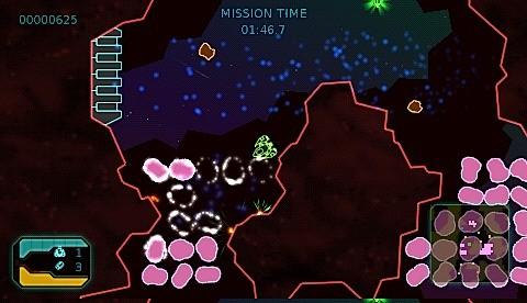 Gravity Crash - Gameplay