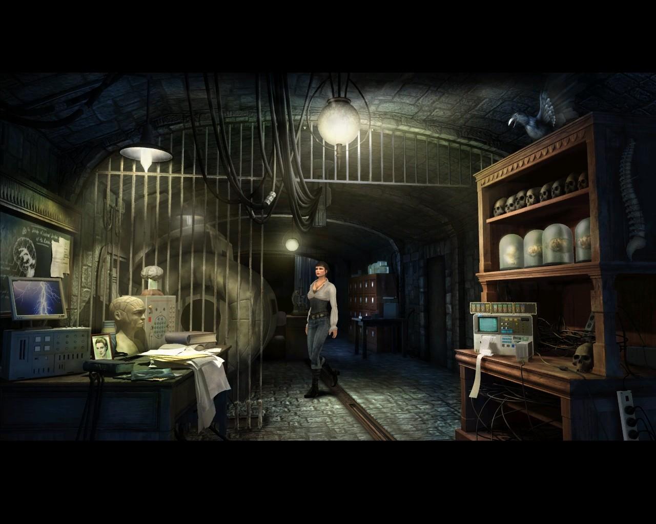 Gray Matter - Screenshots