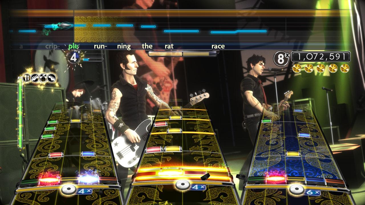 Green Day Rock Band - Tieni il tempo