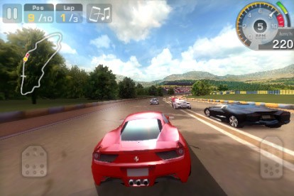 GT Racing: Motor Academy - Si corre!
