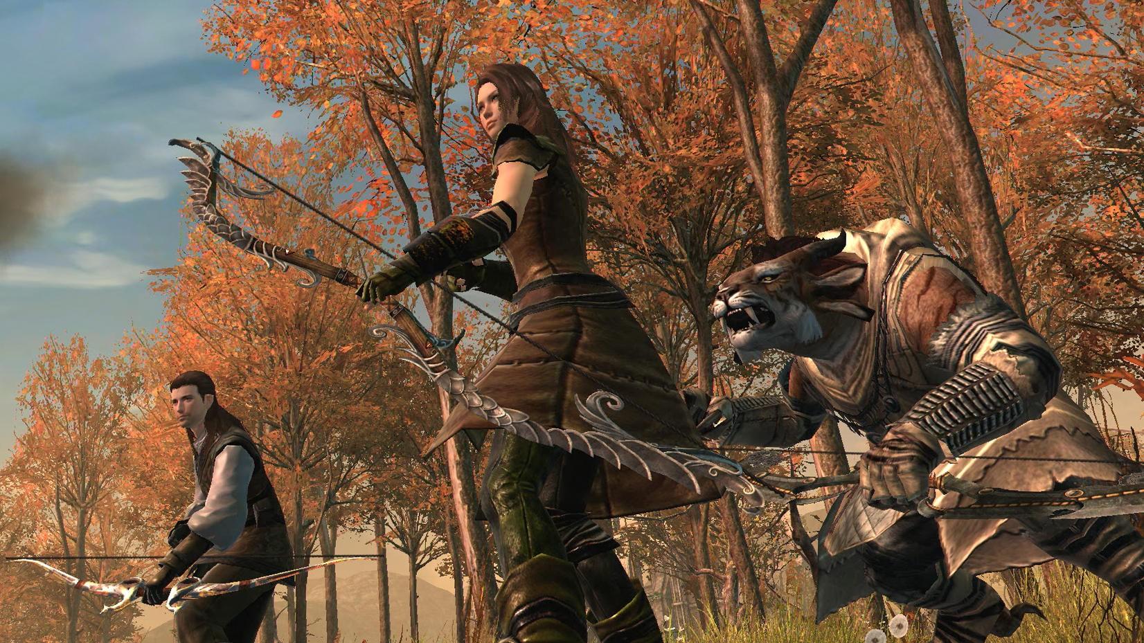 Guild Wars 2 - Rangers