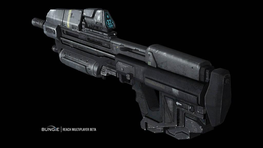 Halo: Reach - Armi
