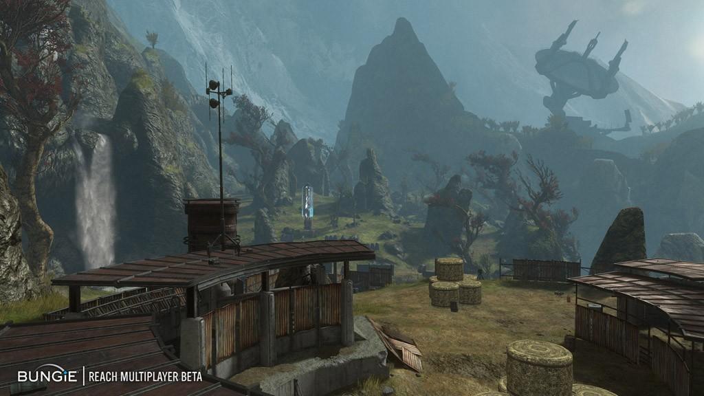 Halo: Reach - Beta Maps