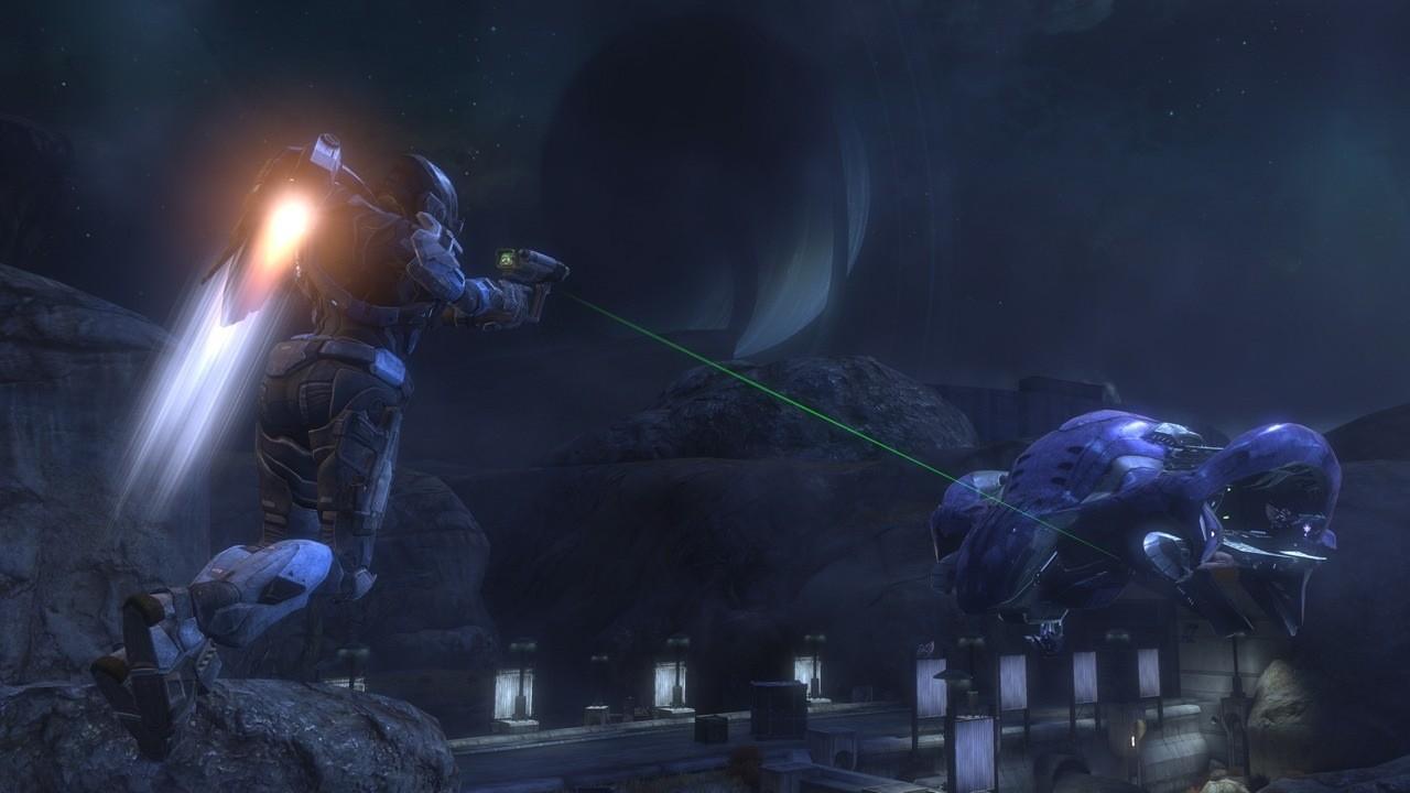 Halo: Reach - Firefight Screenshots