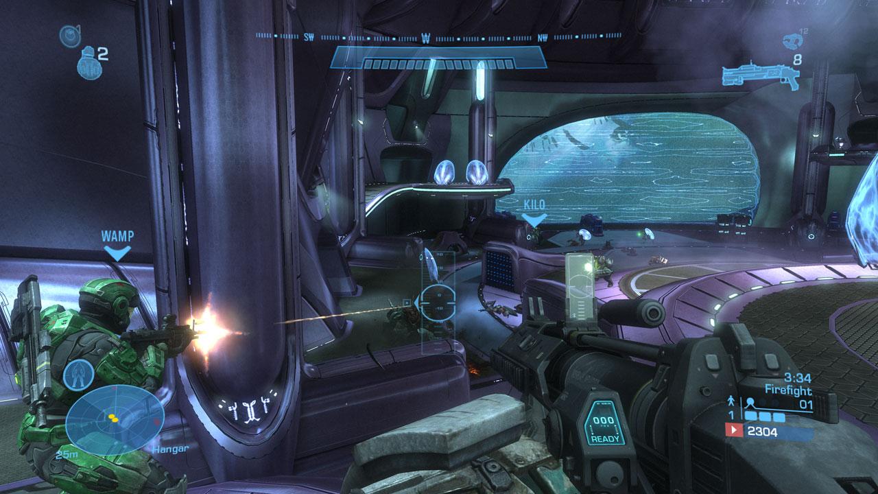 Halo: Reach - Firefight