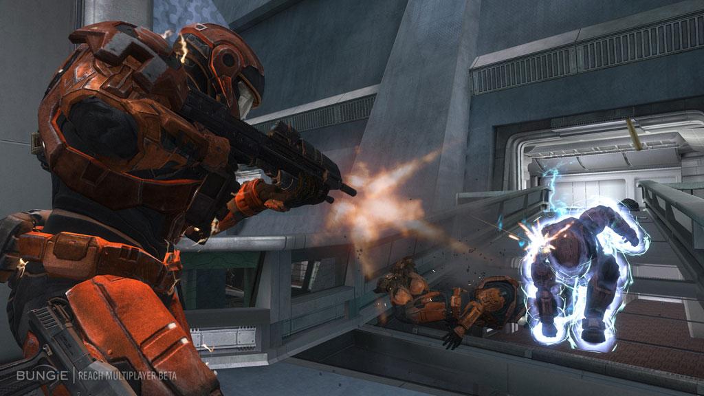 "Halo: Reach - ""Headhunter"" on Swordbase"