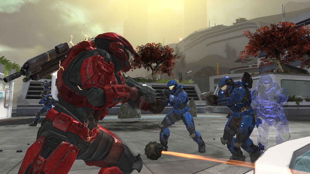 Halo: Reach - Multiplayer Screens