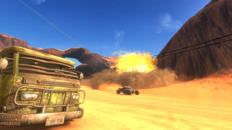 Harms Way - Esplosioni su 4 ruote