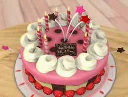 Hello Kitty: Avventura di Compleanno - In game