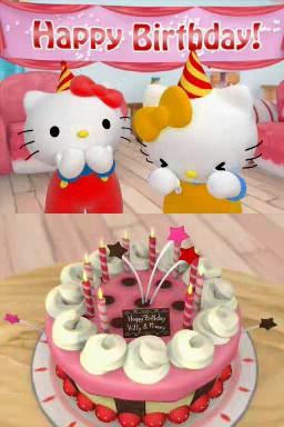 Hello Kitty: Avventura di Compleanno - Screenshots