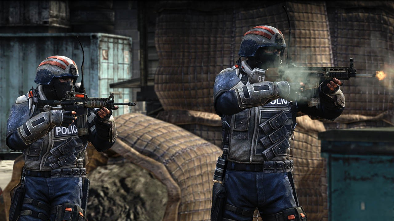 Homefront - Single Player Screens