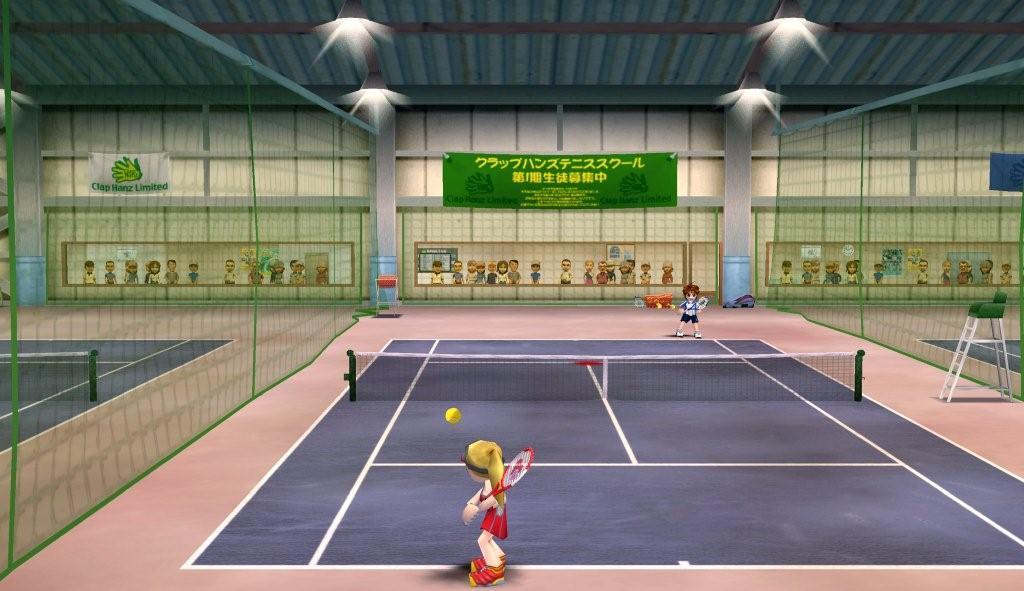 Hot Shots Tennis: Get a Grip - Colpi da campioni