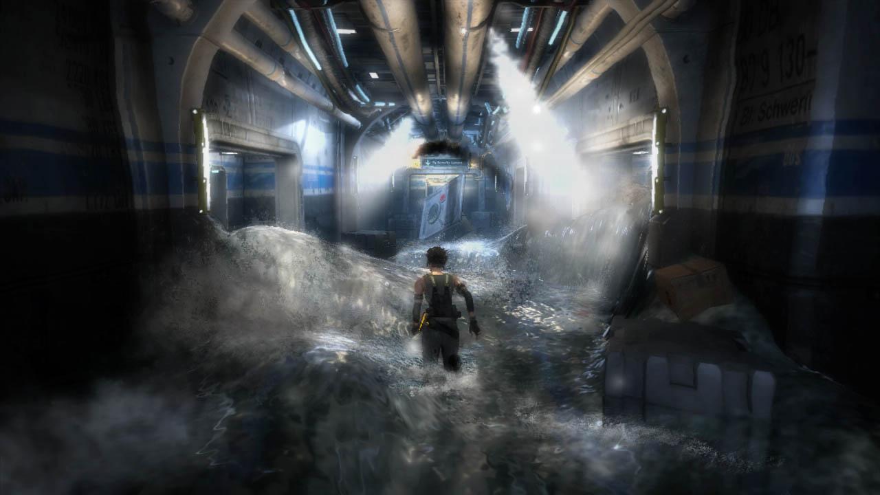 Hydrophobia - Entra nel gioco
