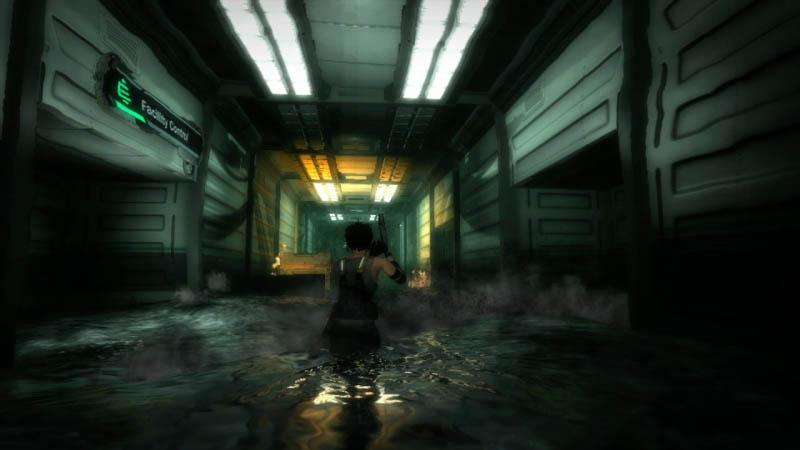Hydrophobia - Pistola in pugno!