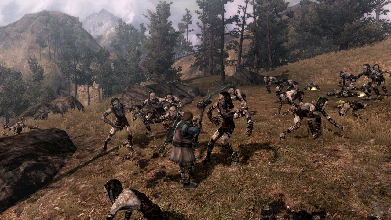 Il Signore degli Anelli: La Guerra del Nord - Gamescom 2010