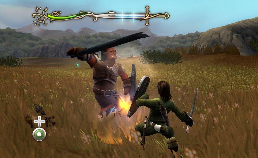 Il Signore degli Anelli: la Ricerca di Aragorn - Gamescom 2010