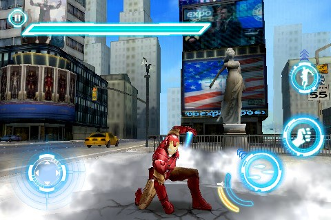 Iron Man 2 - iPhone - Screenshots