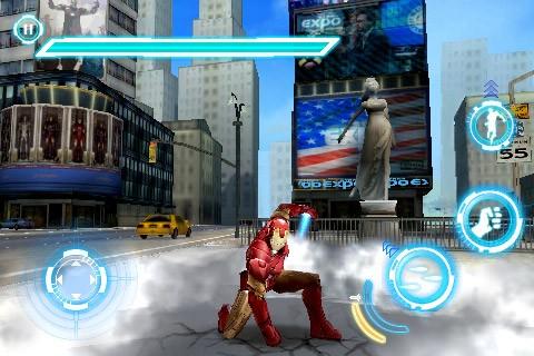 Iron Man 2 - iPhone - Screenshots