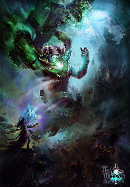 Jade Dinasty: Ascension - Screenshots