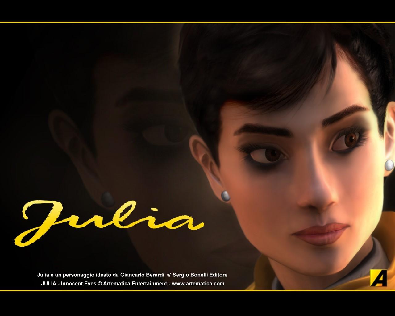 Julia: Innocent Eyes - Screenshots