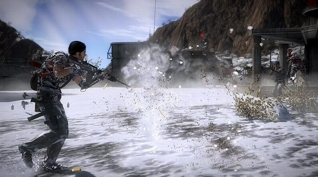 Just Cause 2 - Sparatutto