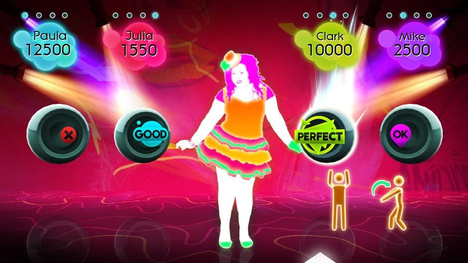 Just Dance 2 - screenshots