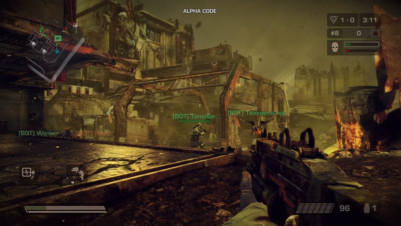 Killzone 3 - In multiplayer