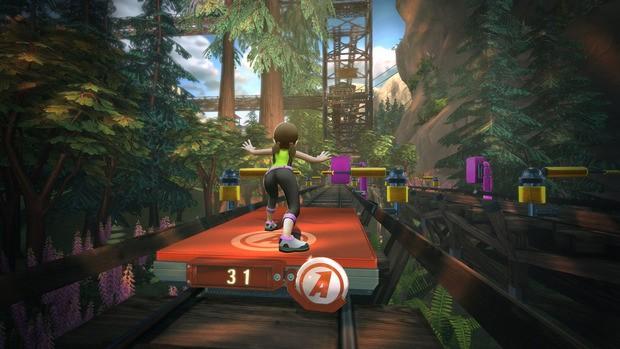 Kinect Adventures - Con Kinect il controller sei tu!