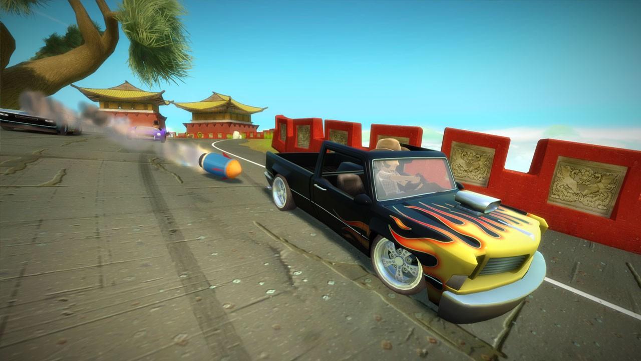Kinect Joy Ride - Screenshots