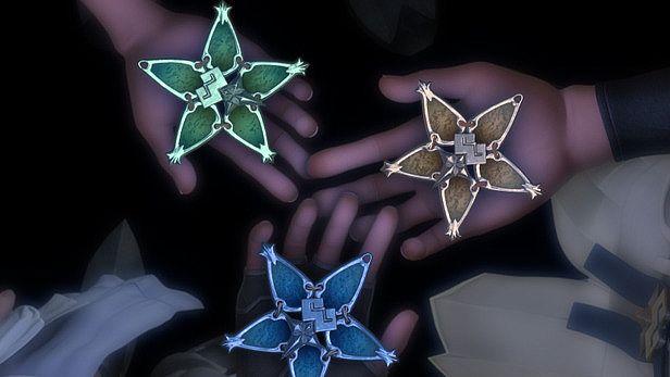 Kingdom Hearts Birth by Sleep - Ancora Screenshots