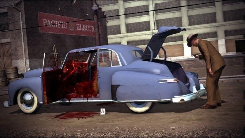 L.A. Noire - Gangster in doppio petto