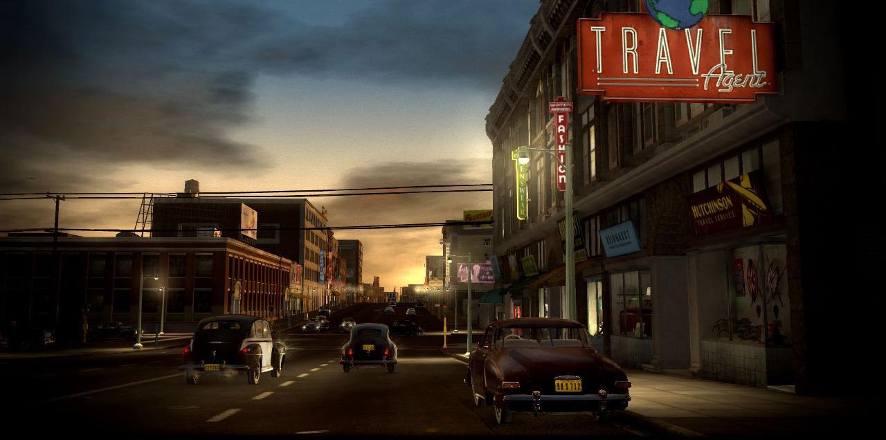 L.A. Noire - Screenshots