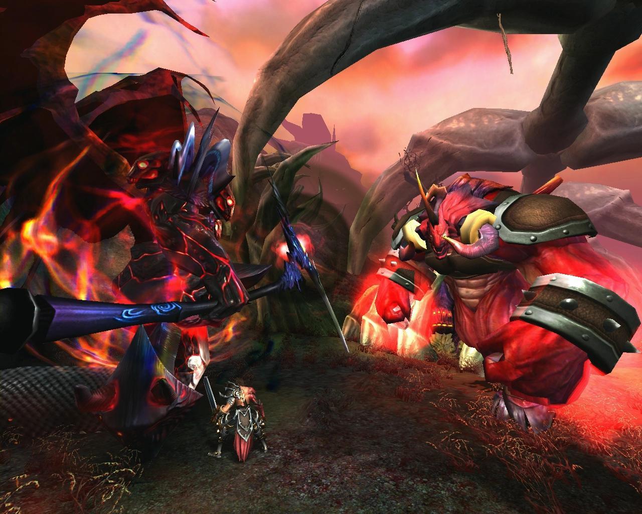 Land of Chaos Online - Screenshots