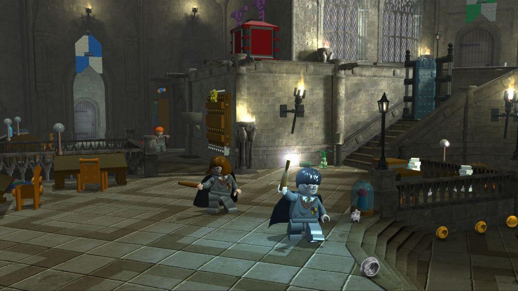 LEGO Harry Potter - Problemi di magia