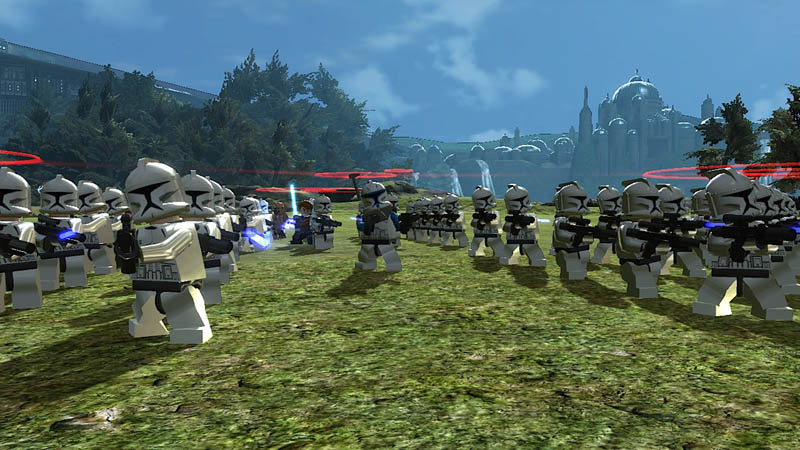 Lego Star Wars III: The Clone Wars - Screenshots