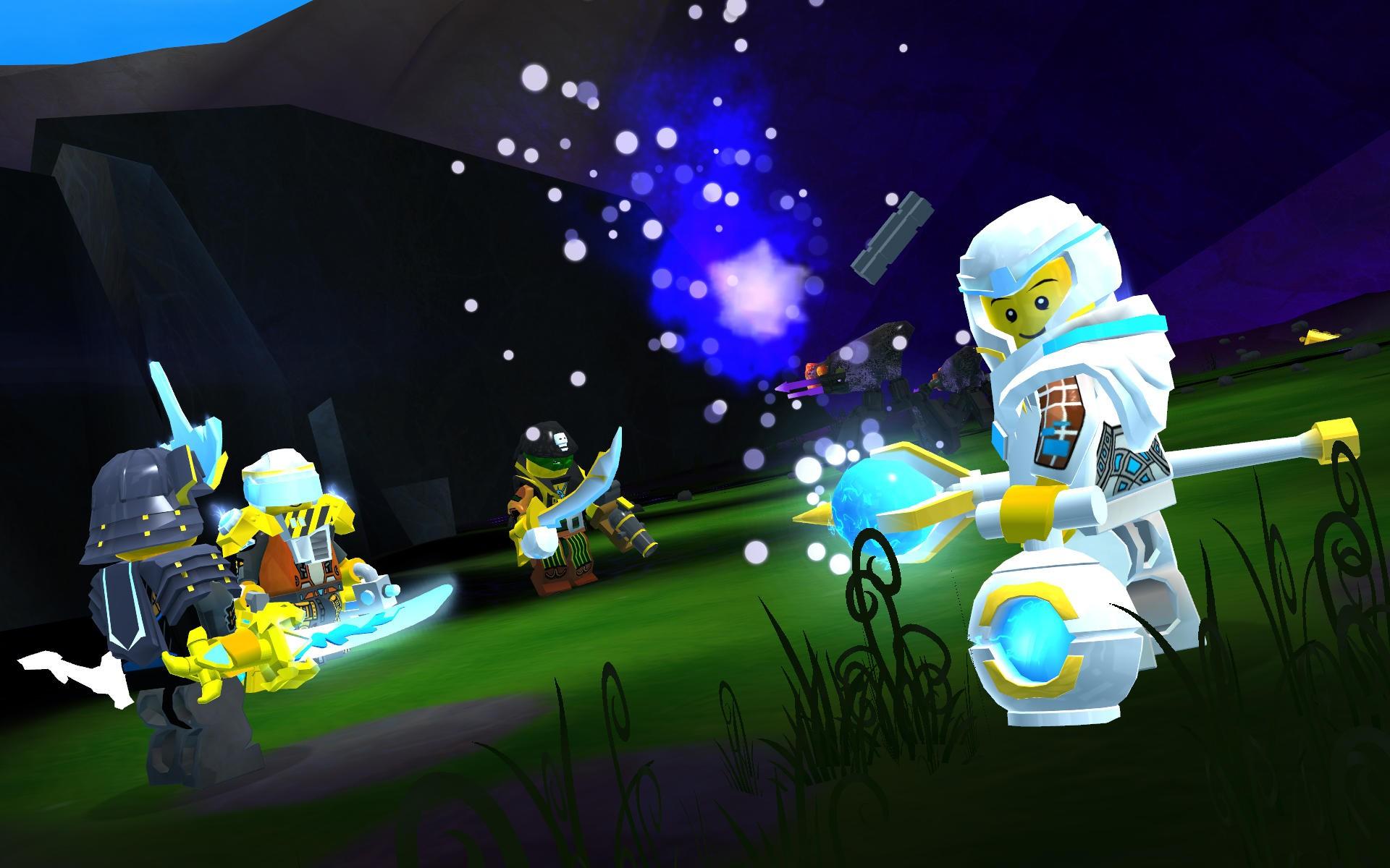 LEGO Universe - Immagini e mattoncini
