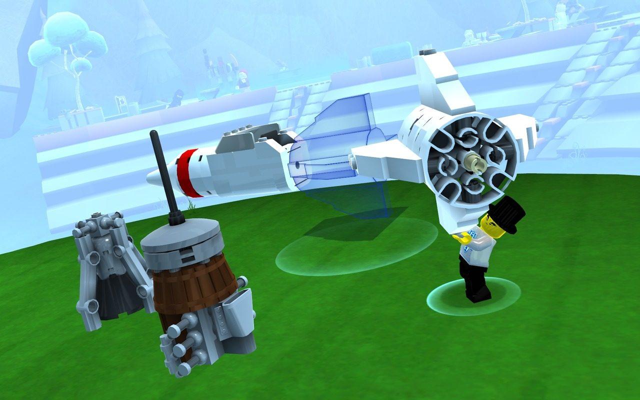 LEGO Universe - Le costruzioni prendono vita!