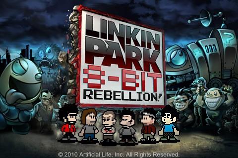 Linkin Park: 8-Bit Rebellion - Screenshots