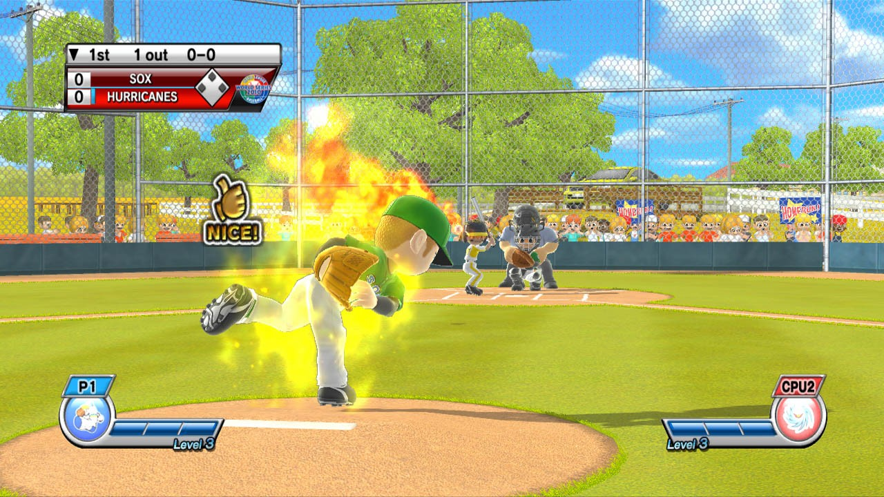 Little League World Series Baseball 2010 - Screens