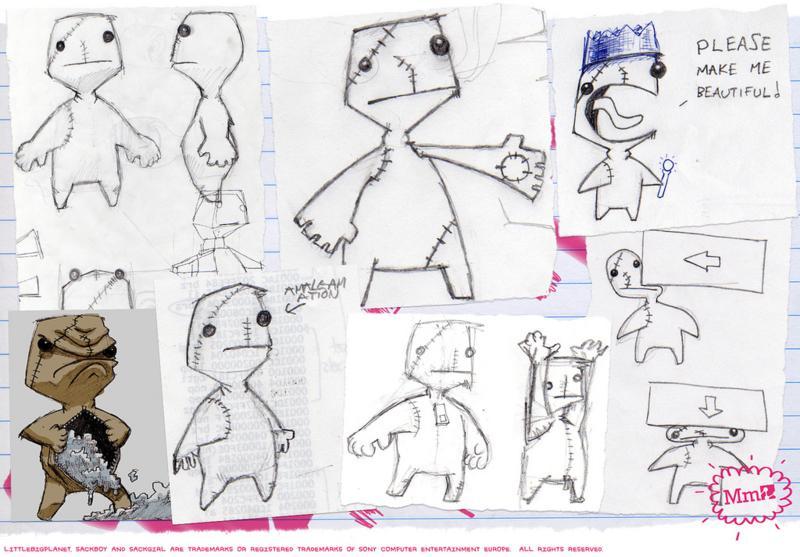 LittleBigPlanet 2 - Artworks