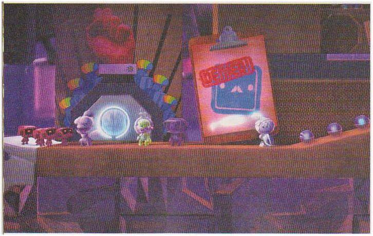 LittleBigPlanet 2 - Le prime immagini