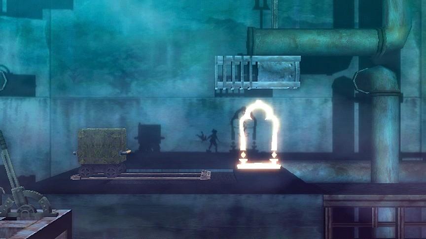 Lost in Shadow - Screenshots