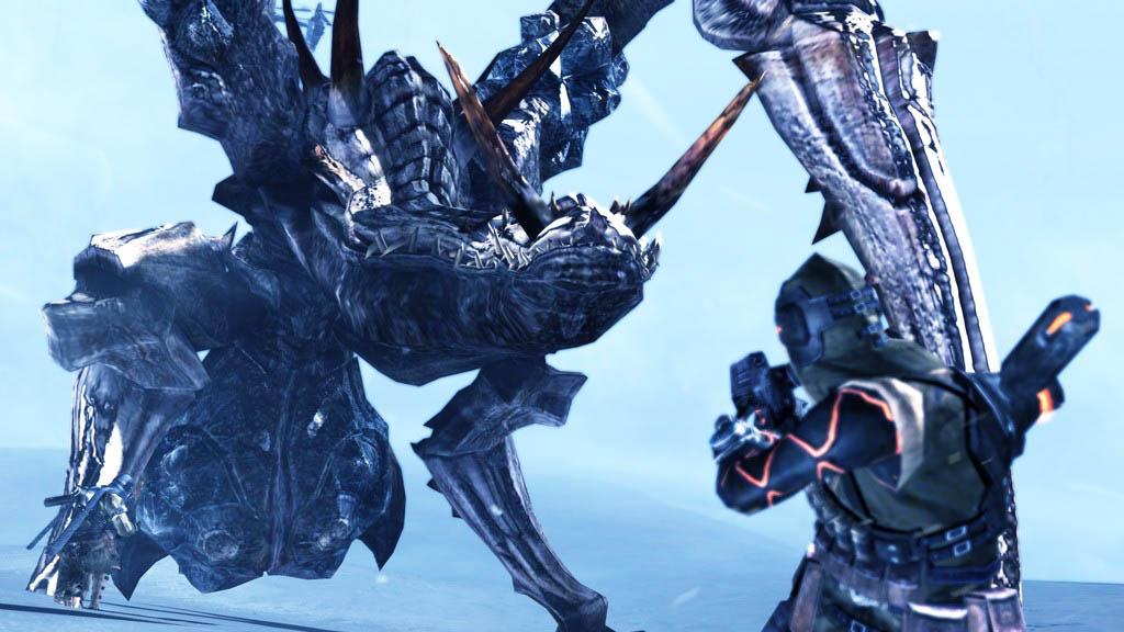 Lost Planet 2 - Immagini del gameplay