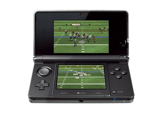 Madden NFL 3DS - Le prime immagini