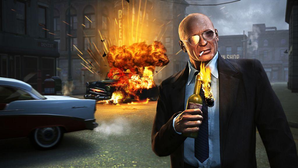 Mafia II - Immagini dal DLC