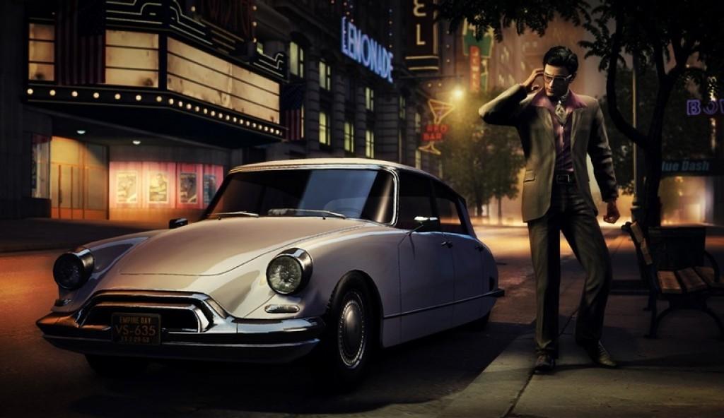 Mafia II - In game