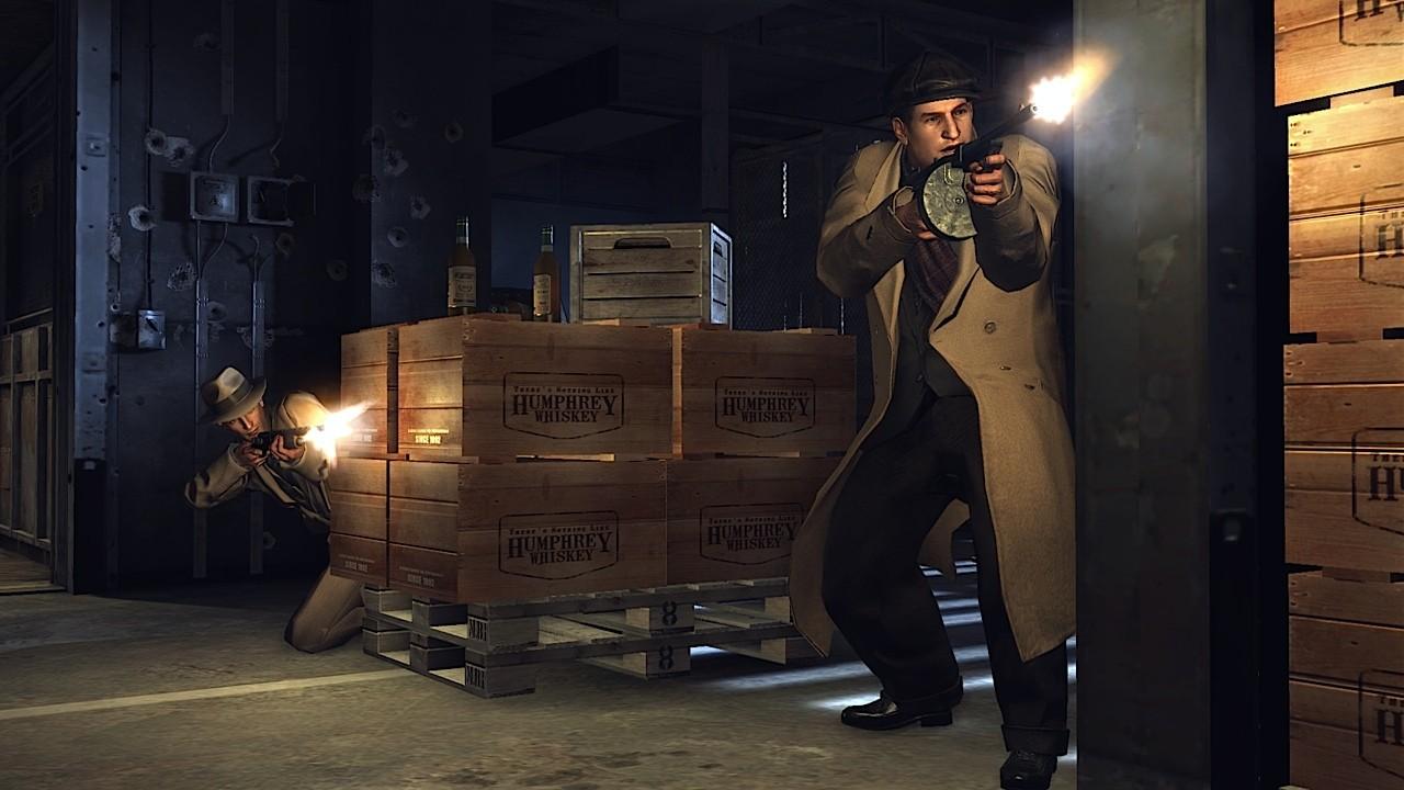Mafia II - La vecchia fabbrica