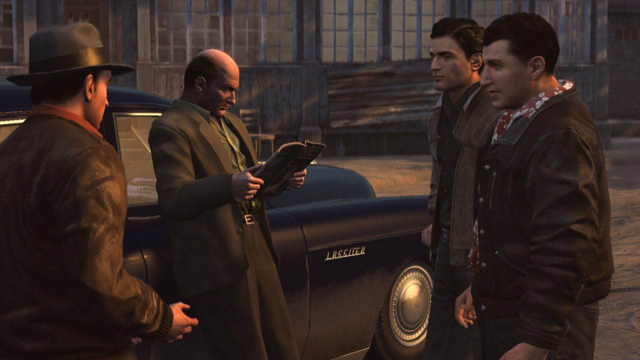 Mafia II - Screenshots